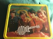 The Monkees Lunchbox 1977 Sealed Shrink Wrap Vhs Video Puzzle, Near Mint