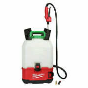 New Milwaukee 2820-20ps M18 Switch Tank 4-gal. Backpack Sprayer Tool Only