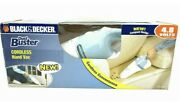 Black And Decker Dust Buster Cordless Hand Vac 4.8 Volts Chv4800 2004 - New