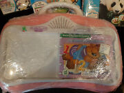 Leap Frog Little Touch Pillow Book/8 Books And Cartirdges Infant Toddlers Lot