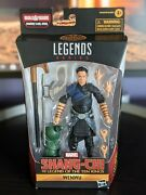Marvel Legends Shang-chi Legend Of The Ten Rings Wenwu Figure Tony Leung Chiu-wa