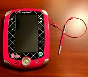 Leapfrog Leappad 2 Explorer Learning System Barbie Edition, Perfect, 2-10 Yr