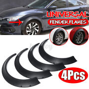 For Honda Civic Si Coupe Fb Concave Ex Truck Wheel Fender Flares Cover Wide 4x