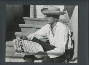 Paul Newman As Billy The Kid - 1958 The Left Handed Gun - Doubleweight Photo