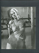 Very Sexy Susannah York In A Shower Photo - 1969 N Mint - Cheesecake