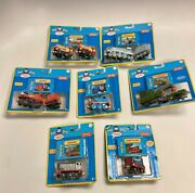 Thomas The Tank Engine And Friends Take Along Diecast - Lot Of 7 - In Packaging
