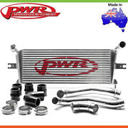New Pwr 55mm Intercooler And Pipe Kit For Holden Colorado Rg 2.8l Diesel