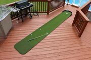 Big Moss Golf Commander V2 Series 3and039x15and039 Patio Practice Putting Chipping Green