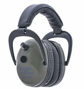 New Proears Tac 300 Military Grade Hearing Protection And Nrr 26 Pt300g Earmuffs
