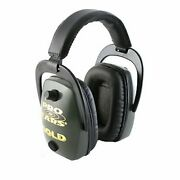 New Proears Gsdpsg Slim Gold Hearing Protection And Amplification In Green