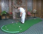 Big Moss Golf V2 Series The General 6and039 X 12and039 Practice Putting Chipping Green