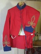 New York 22nd Infantry Regiment Frock Coat Project. Late 1800s Period Uniform.