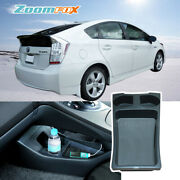 Fit Toyota Prius 2010-2015 Front Center Console Cup Holder Tray