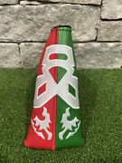 New Sold Out The Buck Club Tbc 2021 Cinco De Mayo Blade Putter Cover