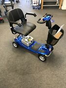 Brand New Illusion Epic Mobility Scooter Free Uk Delivery