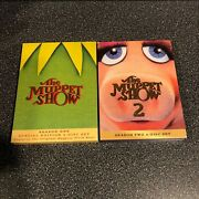 The Muppet Show - Season 1 Special Edition And Season 2 On Dvd