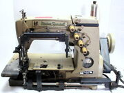 Union Special 56500j 2-needle 1/4 Chainstitch Ruffler Sewing Machine Head Only