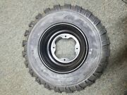 10 Oem Front Rim And Tire1 For Yfz450r Maxxis Ms21 21x7r10