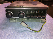 1970 1971 Dodge Challenger Plymouth Barracuda Nos Am Radio With Knobs 2884759