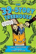 The 39-story Treehouse Mean Machines Andamp Mad Professors 9781250075116 | Brand