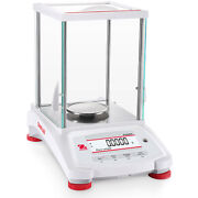 Ohaus Px224/e Pioneer Analytical Electronic Balance 220 G X 0.0001 G