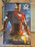 Hot Toys🔥 1/6 Scale Iron Man 2 Mark 6 Mk Vi Collector's Edition Mms 132