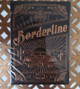 Borderline Playing Cards New And Sealed Uspcc Art Of Play Traina Design Rare Deck