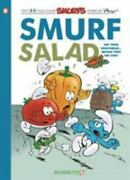 The Smurfs 26 Smurf Salad The Smurfs Graphic Novels, 26 By Peyo In Used - L