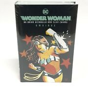Wonder Woman By Brian Azzarello And Cliff Chiang Omnibus New Dc Comics Hc Sealed
