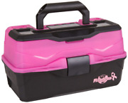 New Large Fishing Tackle Box With 2 Tray Full Travel Holder Tackle Storage