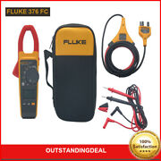 Fluke 376 Fc 1000a Ac/dc True Rms Wireless Clamp Meter W Iflex Probe Ot16