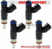 4pcs 04891577ac New Fuel Injector For 2007-2013 Chrysler Dodge Jeep 2.0 2.4l