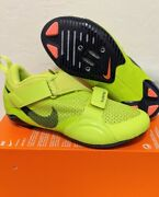 Nike Superrep Cycle Indoor Cycling Shoes Bright Cyber Mango Womens 6.5-9 Cj0775