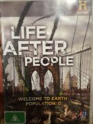 Life After People Rare Dvd Documentary Tv Film Welcome To Earth Population 0