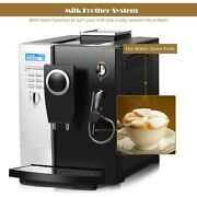 Automatic Coffee Machine Maker Espresso With Milk Frother