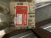 Holby 2 Bronze Thermostatic Tempering Mixing Valve Htv 200 St