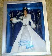 Winter Fantasy First In The Series 2003 Special Edition Holiday Visions Barbie