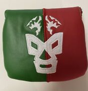 New Sold Out The Buck Club Tbc 2021 Cinco De Mayo Mallet Putter Headcover Cover