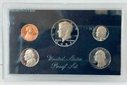 1983 S United States Treasury Proof Set 5 Coins Us Mint Sealed Package