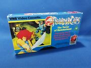 Thundercats - The Terror Of Hammerhand - The Video Collection Pal Vhs