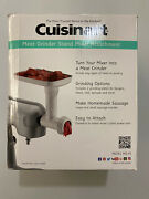Mg-50 - Cuisinart Meat Grinder Stand Mixer Attachment