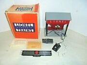 Lionel Operating Coaling Station With Box O Gauge