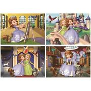 Disney Sofia The First Assorted 20 Piece Jigsaw Puzzle Brand New Gift