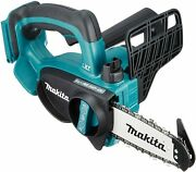 Makita Uc122dz 18v Cordless Electric Chainsaw 115mm Blue From Japan Body Only