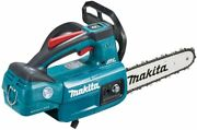 Makita 18v Cordless Electric Chainsaw 200mm Blue Body Only Muc204dz From Japan