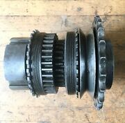 1914 Excelsior Auto Cycle Ts 2 Speed Transmission Motorcycle Gears And Parts