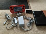 Wii U Console And Gamepad With 11 Wii Games And 9 Wii U Games