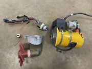Vetus Bow Thruster Lower Unit And Electric Motor 11.216.260