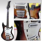 Yamaha Sg-2 Electric Guitar 1966 Vintage Music Instruments From Japan