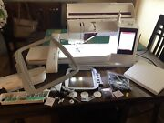 Husqvarna Viking Designer Ruby Deluxe-sewing/quilting/embroidery Machine